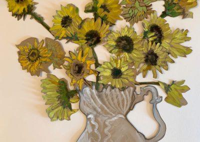 Susan Forrest Castle, Sun In A Vase